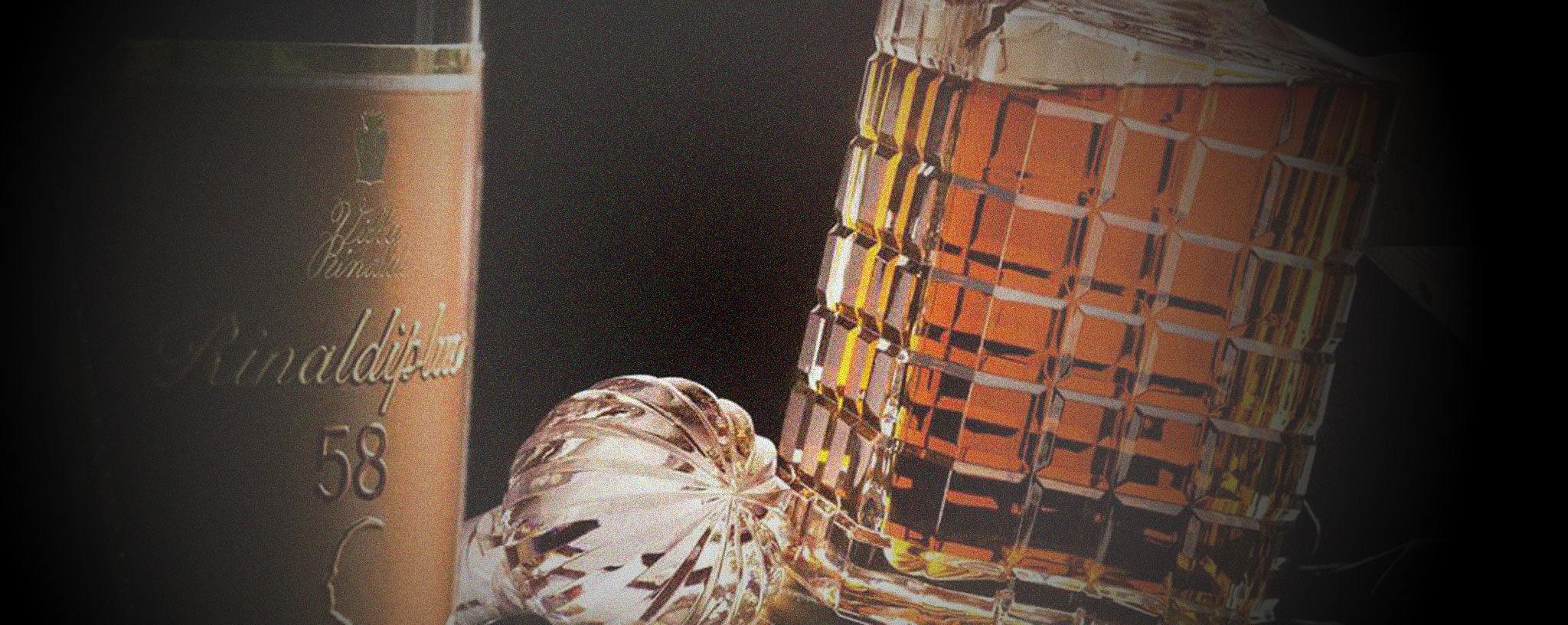 Distillate of Cuvees 58